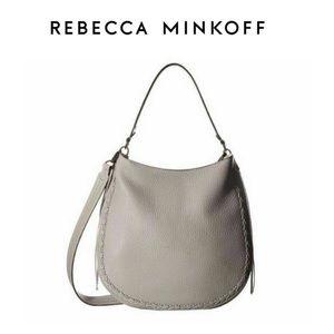 NWOT Rebecca Minkoff Whipstitched Hobo Bag